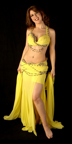 Dallas Area Belly Dancer Tamra Henna  Learn Belly Dancing